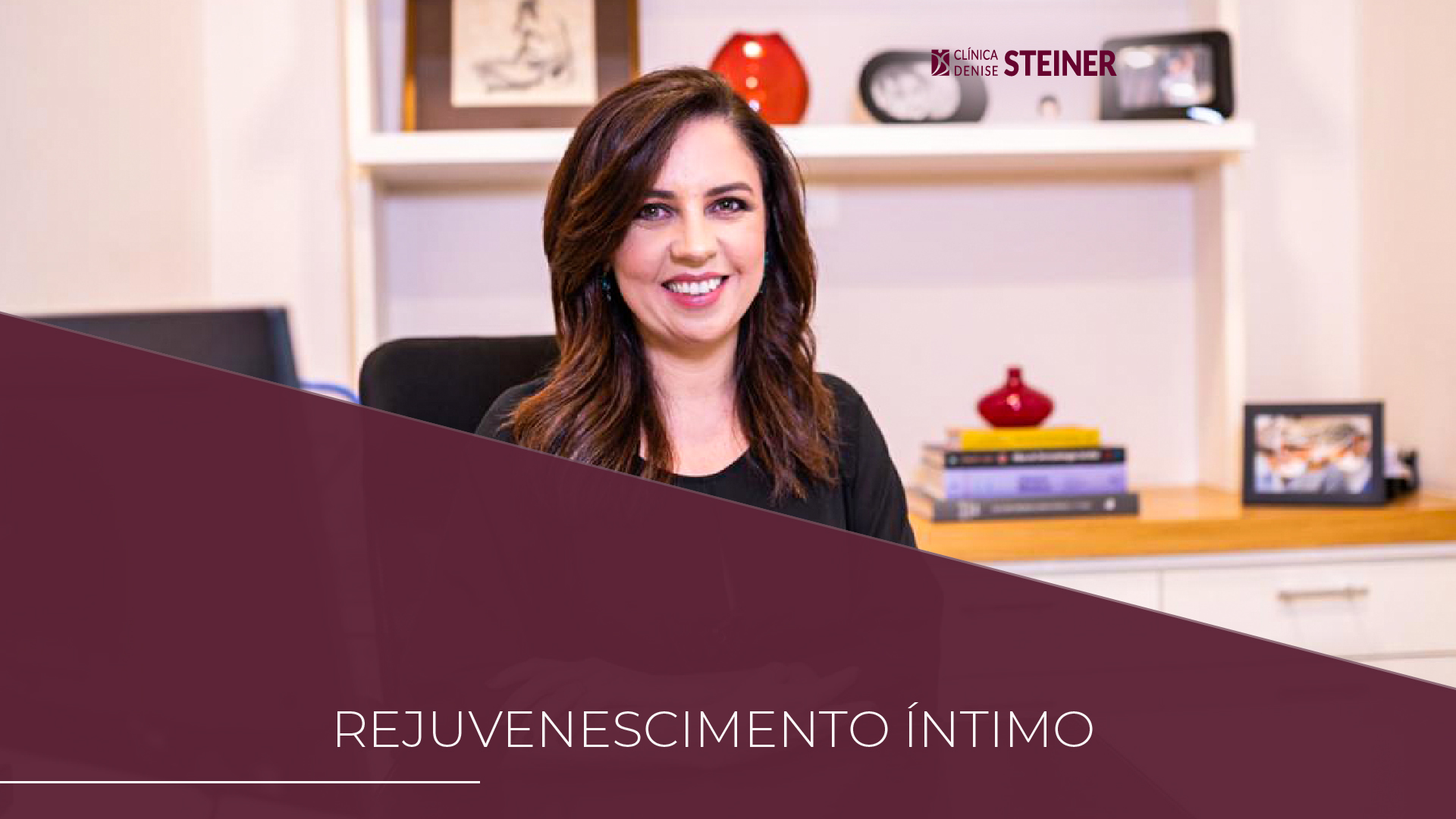 O rejuvenescimento íntimo é o tratamento a laser da região íntima da mulher, o que lhe confere mais qualidade de vida após a menopausa.