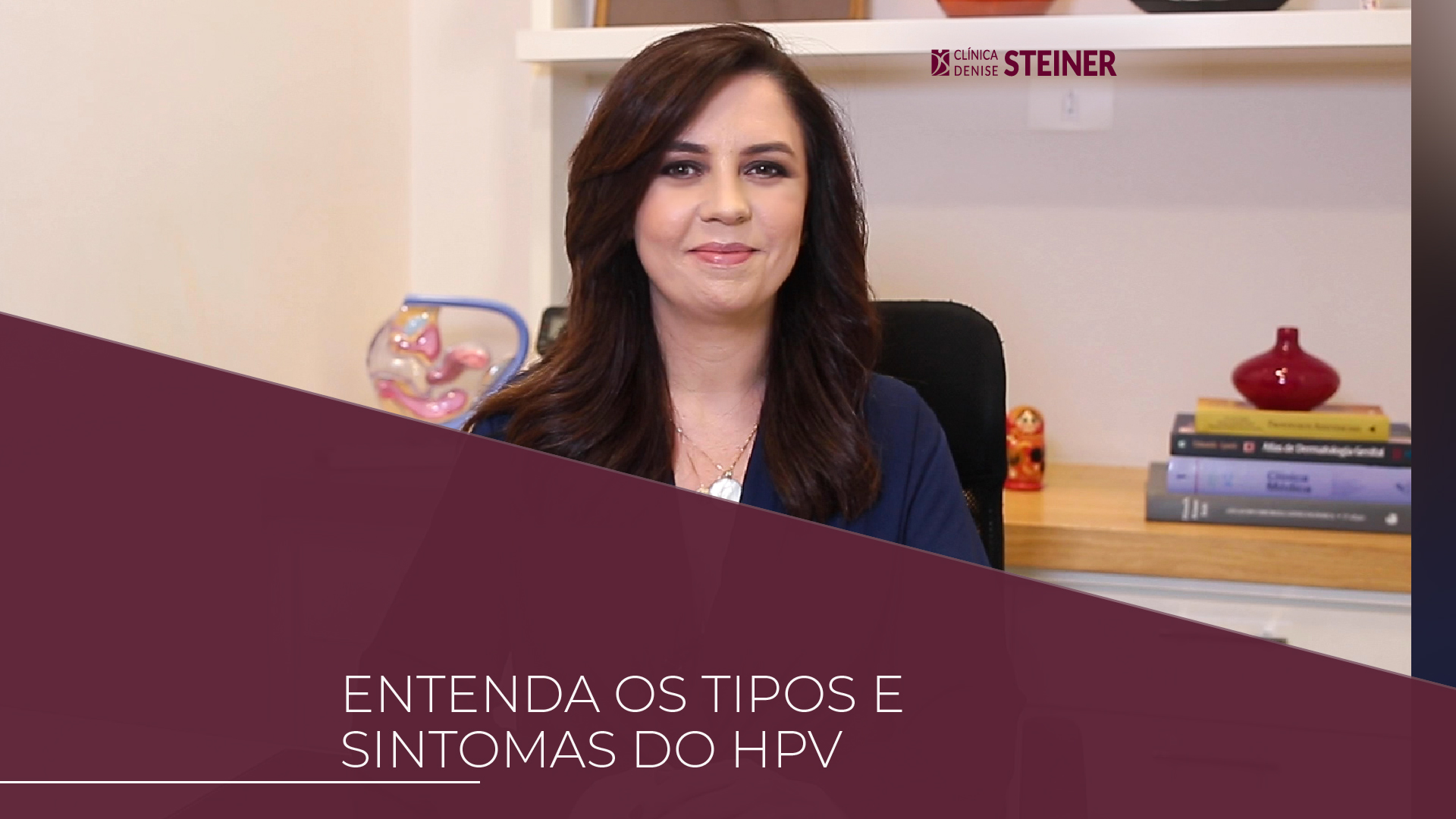 O HPV pode levar ao aparecimento de verrugas e lesões genitais, as quais podem evoluir para câncer.